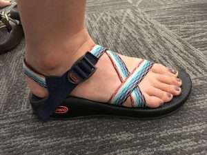 How To Find Your Chaco Size For Good Foot Health Shelemah
