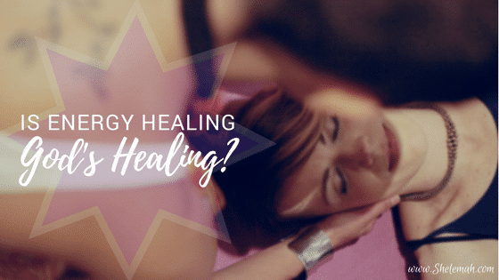 Is Energy Healing God's Healing? | Redemptive Postures Series