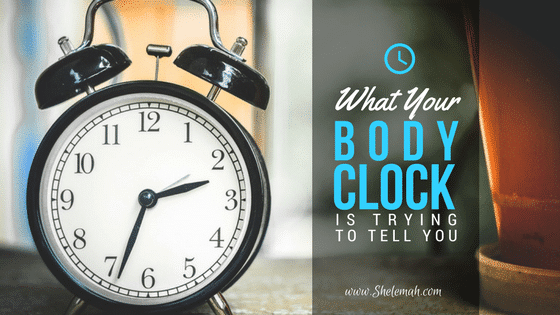 What Your Body Clock is Trying to Tell You