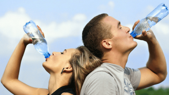 Drink Your Water! 5 Ways to Stay Hydrated