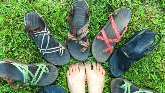 How To Find Your Chaco Size And Know If