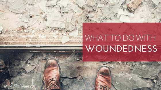 What to do with Woundedness