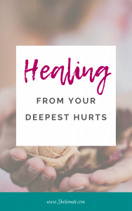 Inner Healing Prayer for our Innermost Hurts | Types of